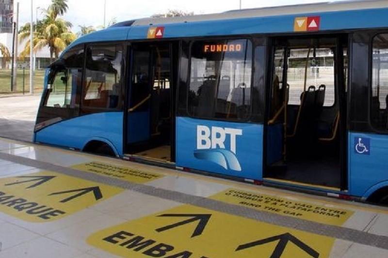 Rio reclama verbas da bazuca para o BRT