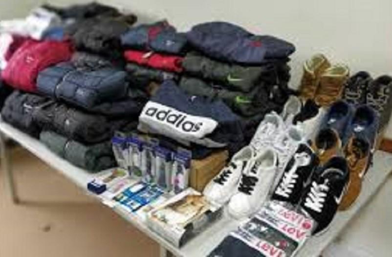 GNR de Fafe apreendeu milhares de artigos contrafeitos no valor de 346.680 euros