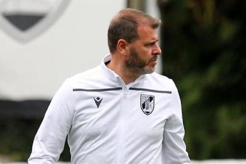 Treinador do Vitória de Guimarães quer acabar I Liga nos lugares europeus