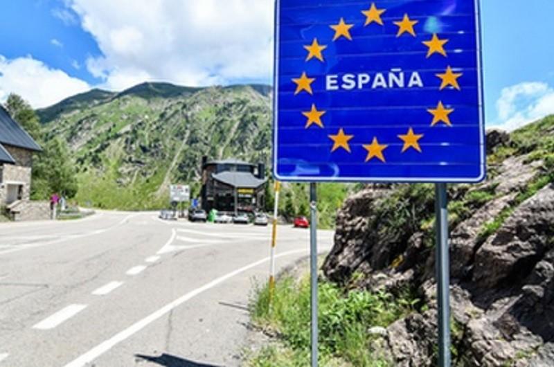 Fronteiras com Espanha fechadas até 16 de março