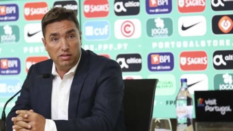 Rui Jorge quer vencer para preparar uma nova geração na seleção de sub-21