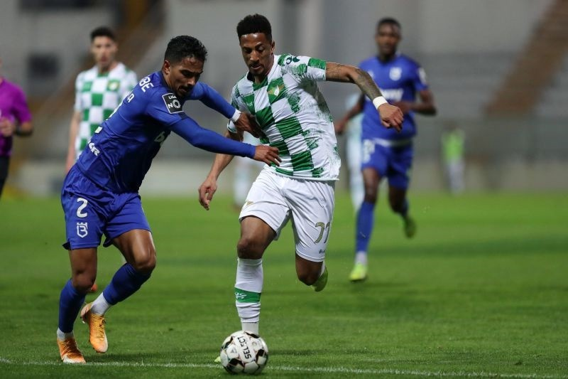 Moreirense e Belenenses SAD empatam no encerramento da 21.ª jornada da I Liga