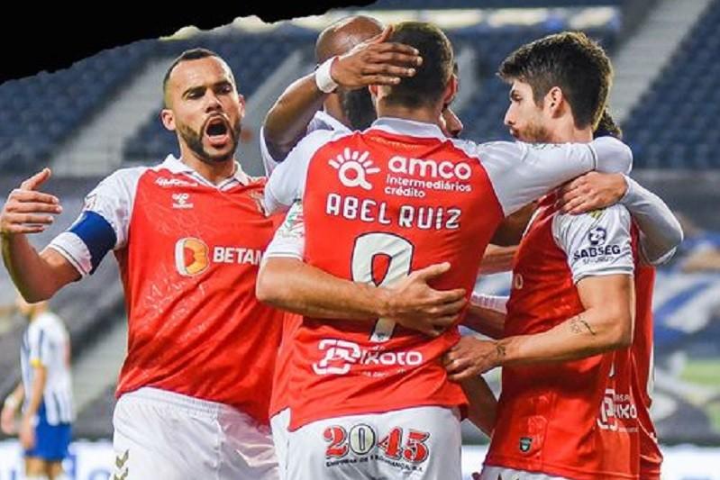 Sporting de Braga vence FC Porto e está na final da Taça de Portugal