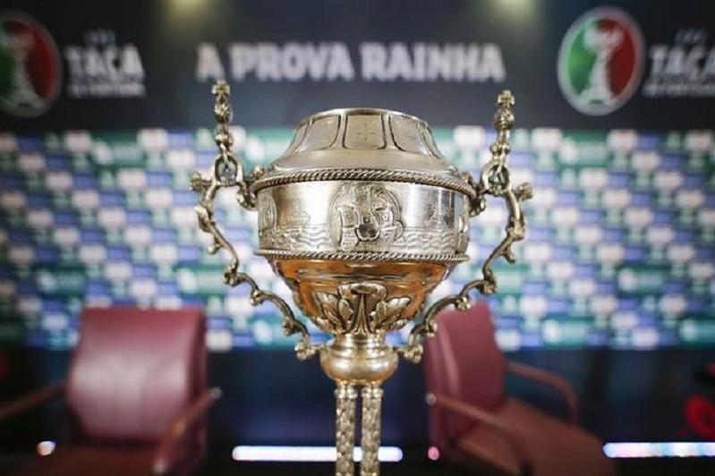Benfica e Braga defrontam-se pela primeira vez numa final da Taça de Portugal
