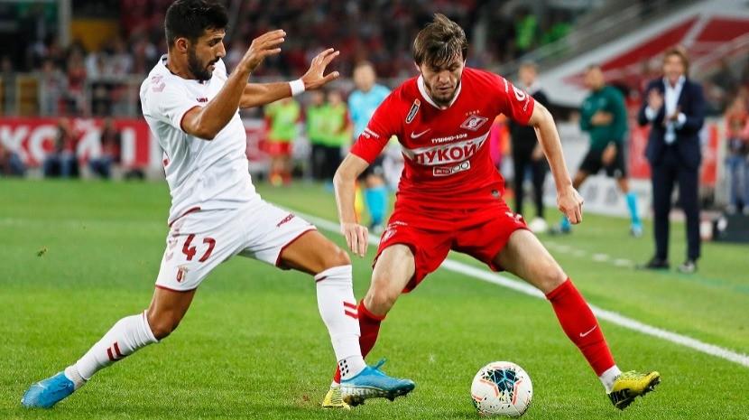 LE: Sporting de Braga vence em Moscovo e assegura fase de grupos