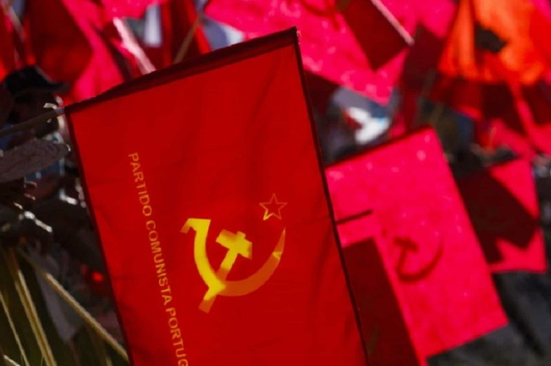 Comunistas assinalam hoje um século do partido com ações pelo país