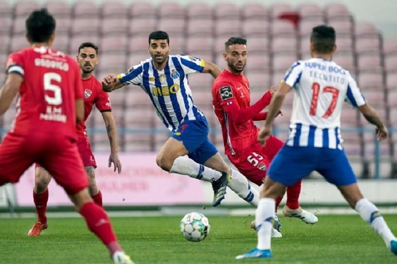 Gil Vicente perde com o FC Porto