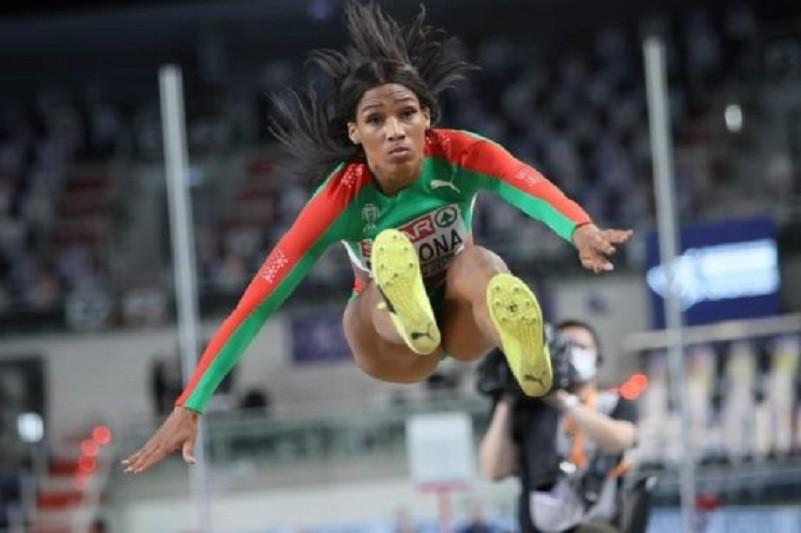 Patrícia Mamona sagra-se campeã no triplo salto nos Europeus de atletismo