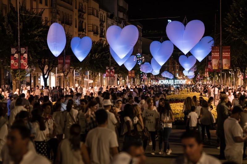 Noite Branca de Braga promete ser o maior evento cultural de acesso grátis do país