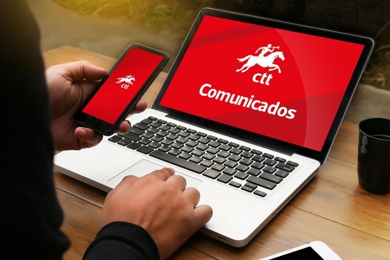 Mais de 1.800 lojas registadas através do serviço Criar Lojas Online dos CTT