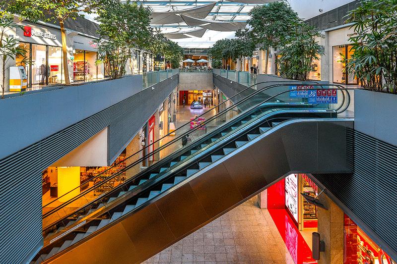 Centros comerciais podem reabrir a partir de 19 de abril