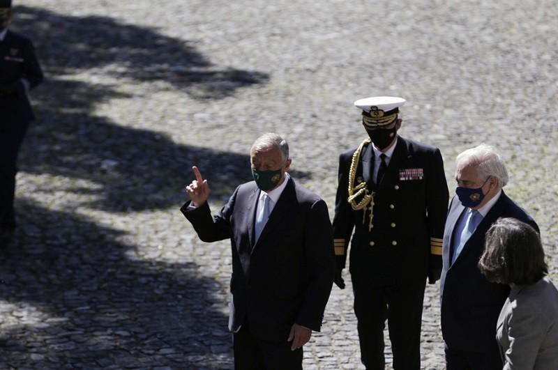 Marcelo encontra-se hoje com o Papa Francisco em Roma e com o rei Felipe VI em Madrid