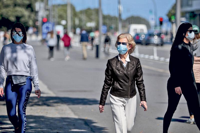 Portugal regista 15 mortes e 577 novos casos de infeção de covid-19 nas últimas 24 horas