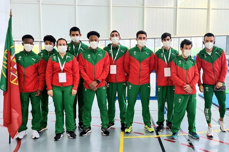 Portugal com 17 medalhas nos Europeus de atletismo para deficiência intelectual