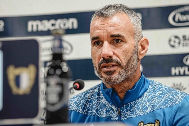 Ivo Vieira confiante na vitória do Famalicão frente ao Sporting Clube de Braga