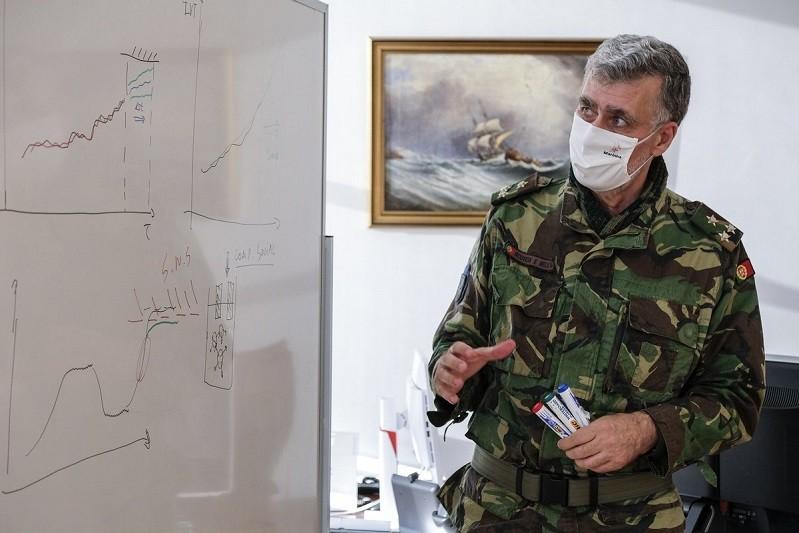 Coordenador da task force admite perigo de reforço de movimentos antivacinas
