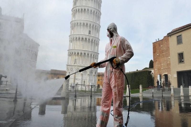 Itália com 23.000 novos casos de covid-19 e mais de sete milhões de vacinas administradas