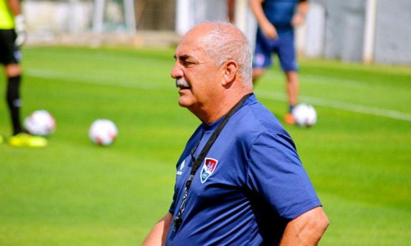 Vítor Oliveira quer Gil Vicente mais regular para não correr atrás do prejuízo