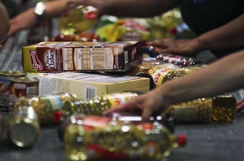 Rede de Emergência Alimentar apoiou mais de 79 mil pessoas num ano