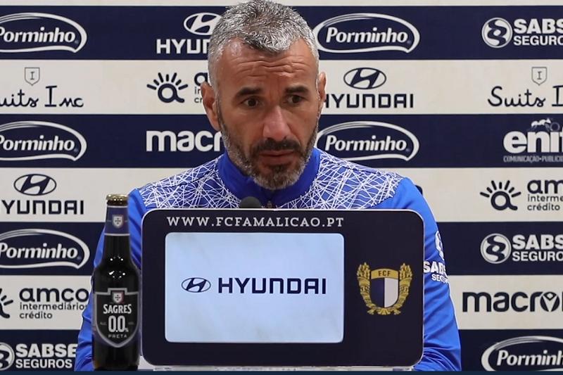 Ivo Vieira garante que Famalicão vai à Madeira para conquistar os três pontos