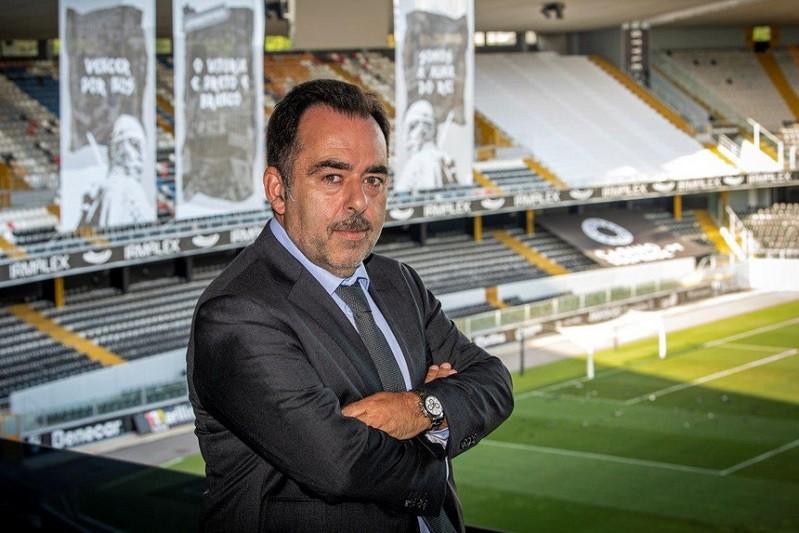 Carlos Freitas deixa de ser diretor-geral do Vitória de Guimarães