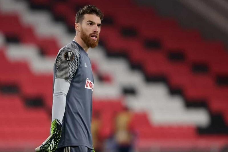 José Sá rende Rui Patrício na convocatória da seleção portuguesa