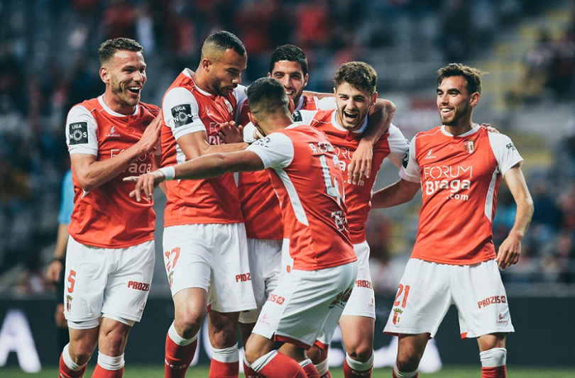 Sporting de Braga e Benfica lutam pelo terceiro posto