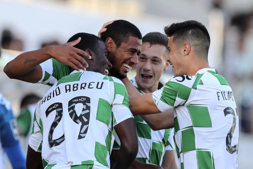 Golo de Iago Santos dá triunfo do Moreirense sobre Portimonense