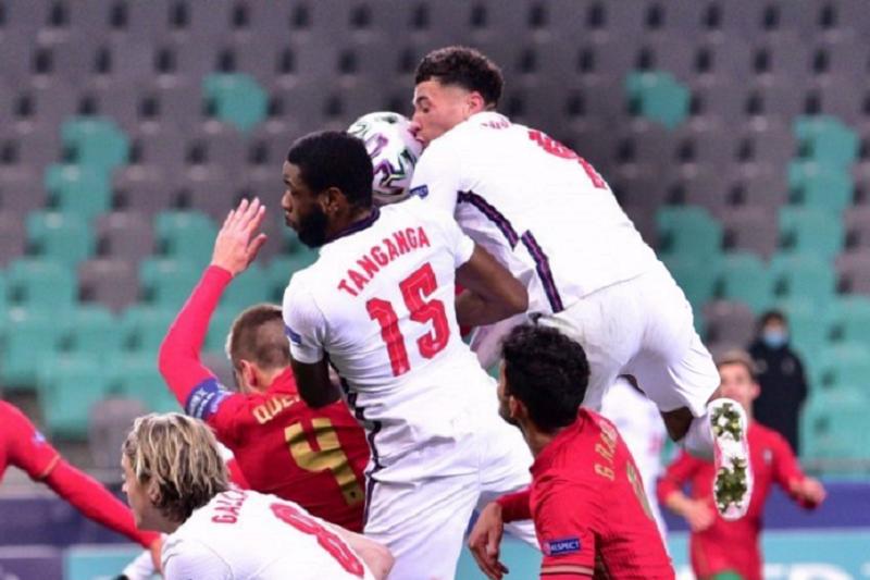 Portugal vence Inglaterra no Europeu de sub-21 e está perto dos quartos