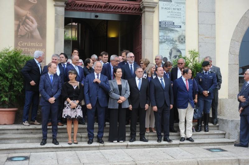Noventa e um anos de cidade recordaram D. António Barroso
