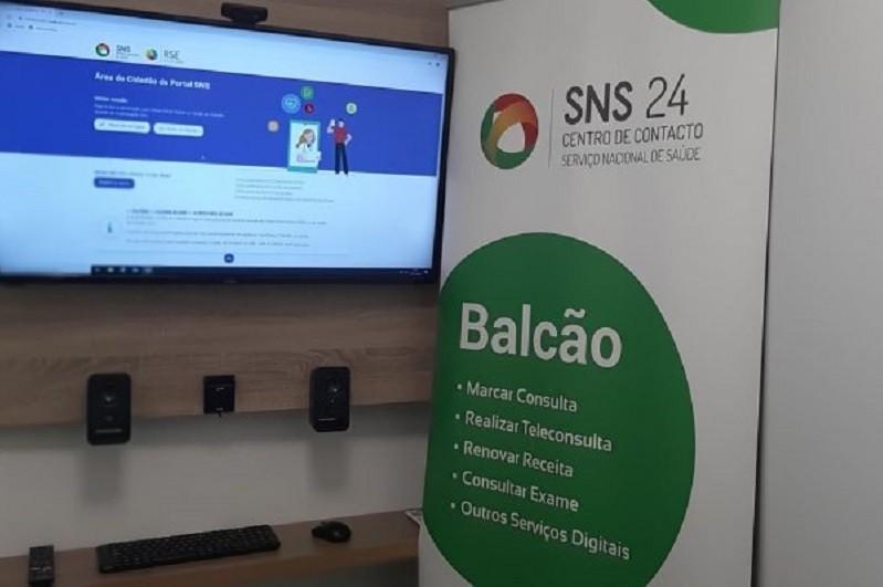 Balcão SNS24 em 33 juntas de freguesia de nove municípios