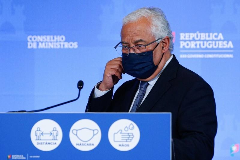 António Costa apela aos portugueses para que evitem convívios na Páscoa