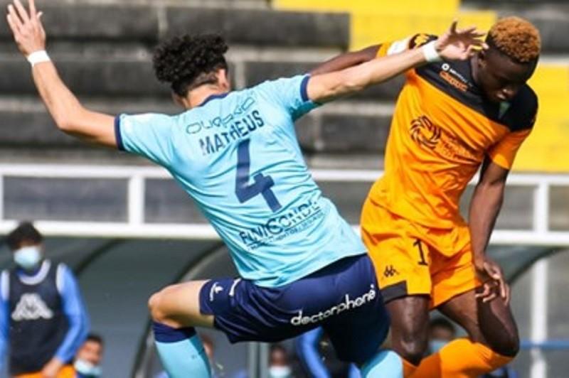 Vizela e Estoril Praia empatam em jogo entre dois primeiros