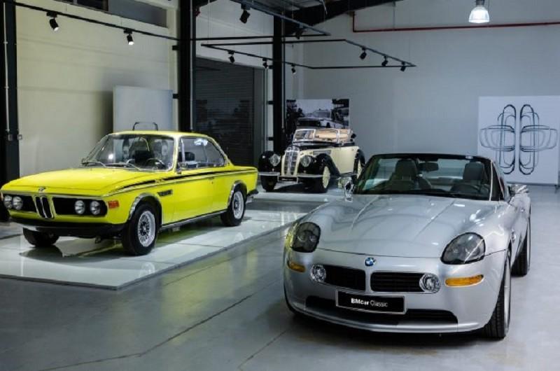BMcar BMW Classic abre portas em Braga num investimento de 600 mil euros