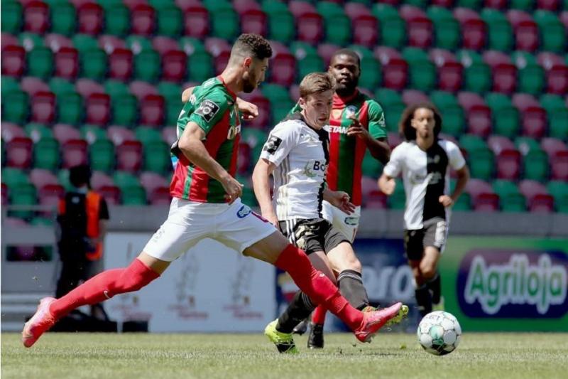Marítimo vence Farense e deixa lugares de despromoção na I Liga