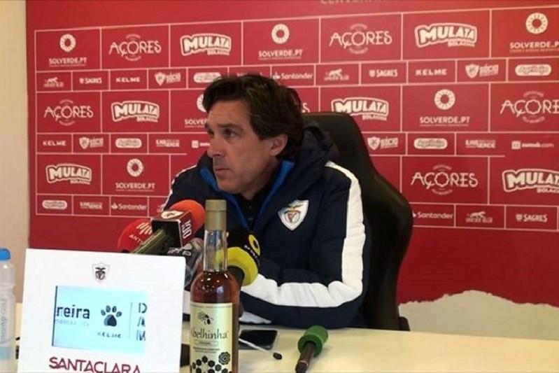 Santa Clara quer vencer Vitória de Guimarães para atingir o sexto lugar