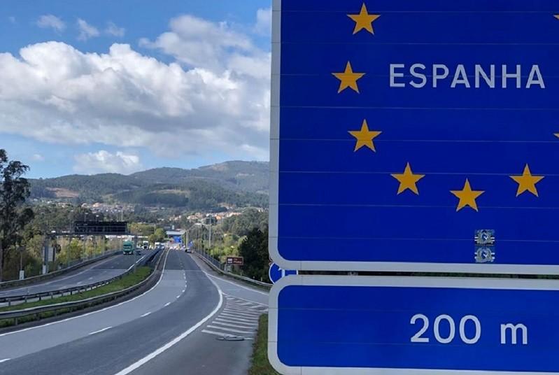 Regras para voos mantêm-se e fronteira terrestre com Espanha permanece fechada