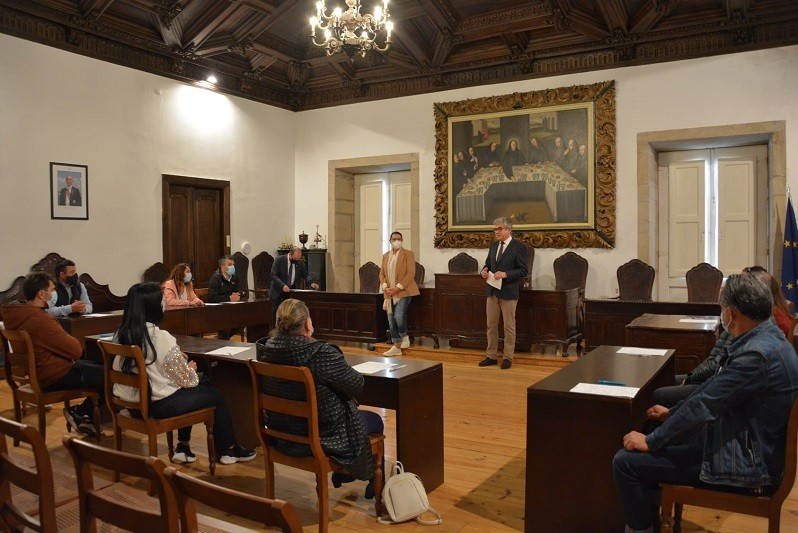 Mais 31.500 euros para apoiar empresas e proteger o emprego de Cabeceiras de Basto