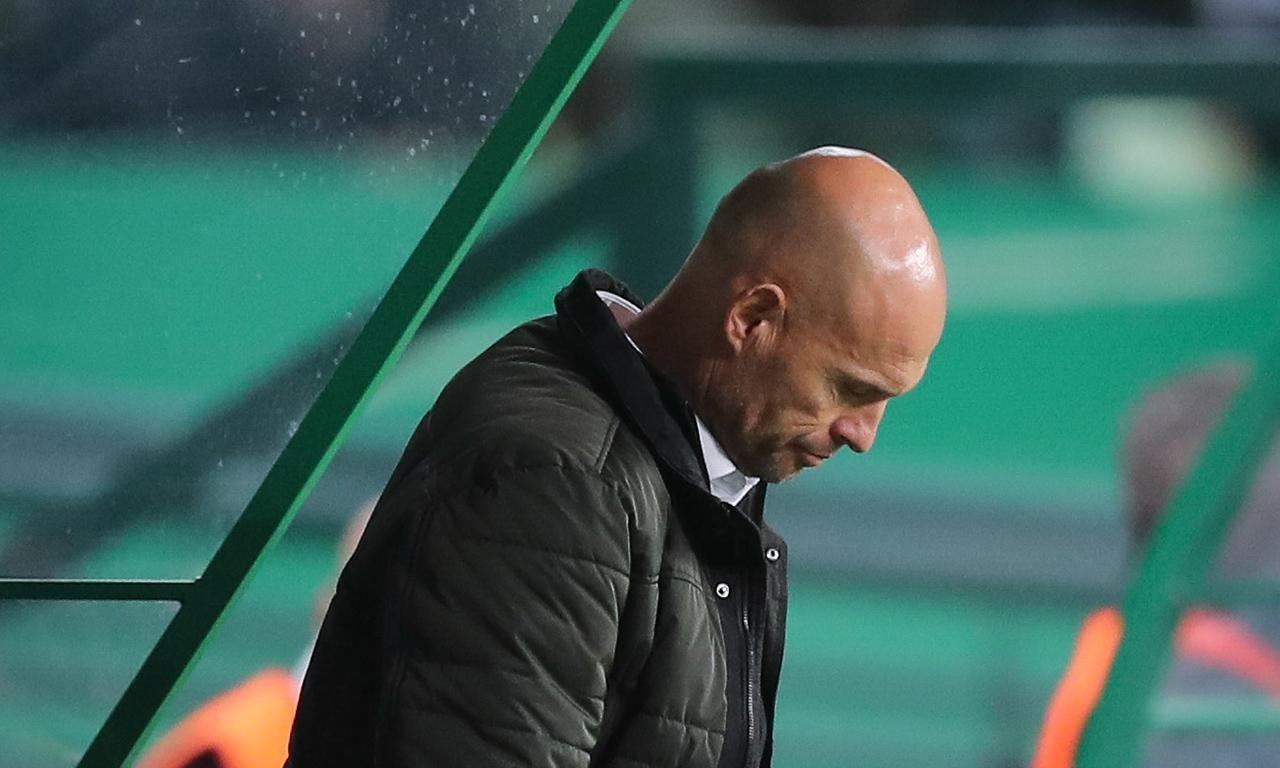 Marcel Keizer deixa de comando técnico do Sporting
