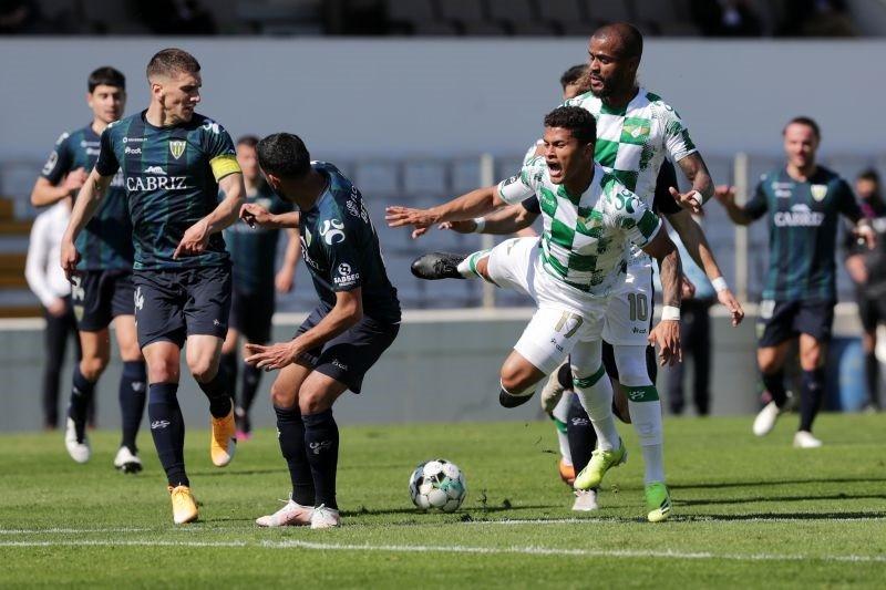 Tondela vence Moreirense com hat-trick de Mario González