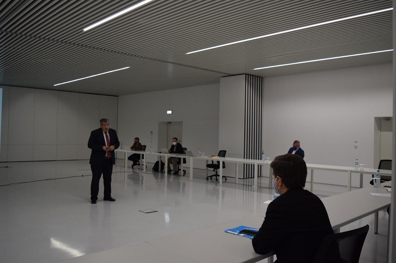 Conselho Intermunicipal da CIM Cávado reune em Braga com CCDR-N