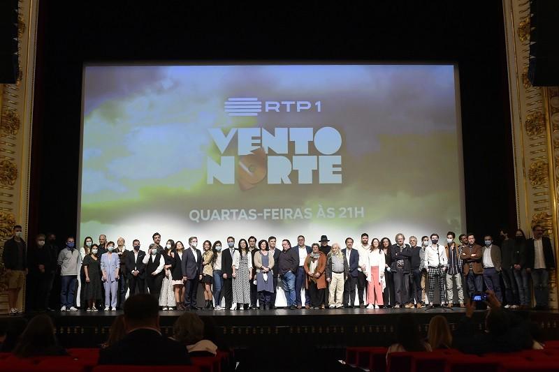 Braga é cenário principal da nova série da RTP1 'Vento Norte'
