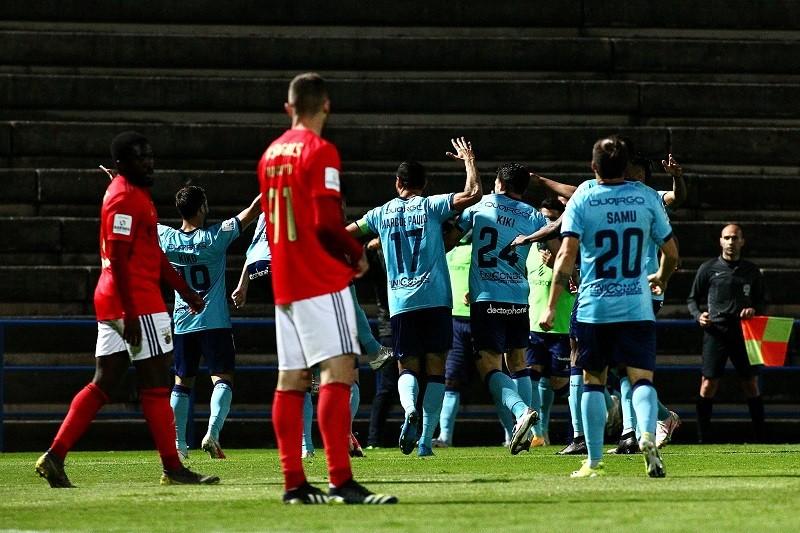 Vizela bate Benfica B e dá mais um passo rumo à I Liga