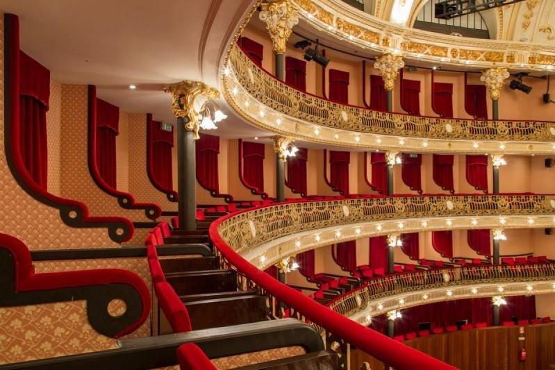 Teatro Circo  de Braga considerado uma das melhores PME de Portugal