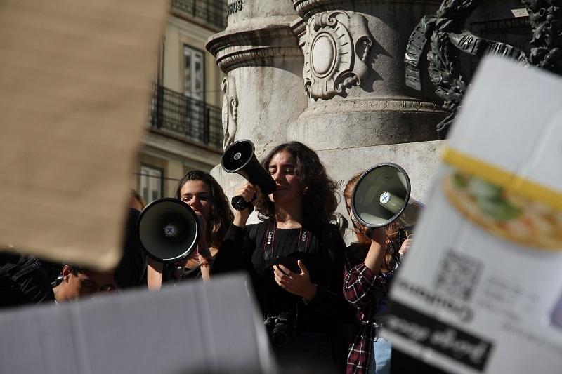 Estudantes do ensino superior em protesto nacional contra a propina na quarta-feira