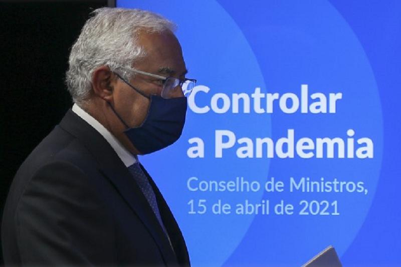 Governo adota medidas para última fase do desconfinamento