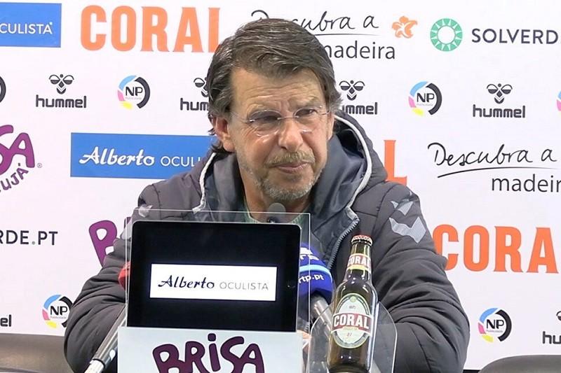 Manuel Machado quer qualidade dos últimos jogos em jogo com Moreirense