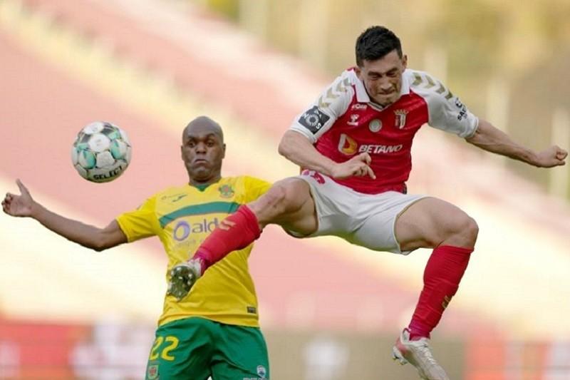 Sporting Clube de Braga e Paços de Ferreira empatam na 'pedreira'
