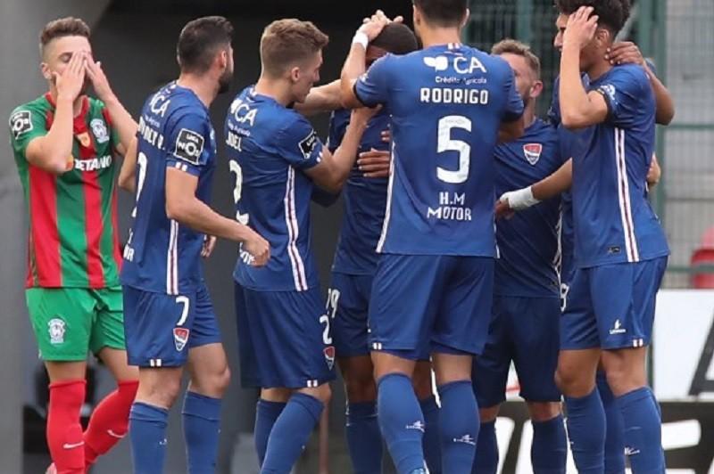 Gil Vicente regressa às vitórias na visita ao Marítimo