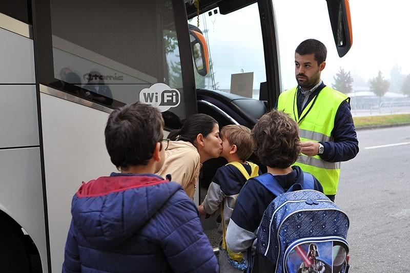 Projecto School Bus arranca a 16 de Setembro
